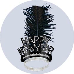 silver swing new years tiaras