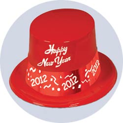 2014 new years hats